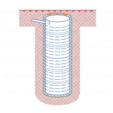 Летний слив для бани или раковины №2